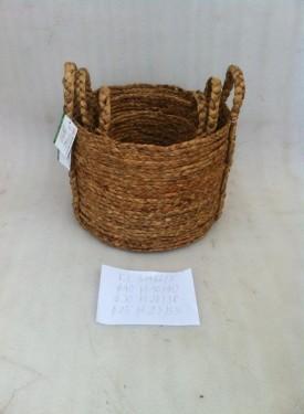 Giỏ bèo đan tết VNH0106