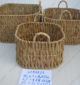 Giỏ bèo đan dọc VNH0017