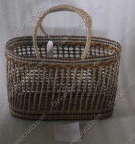 Seagrass basket VNH0027