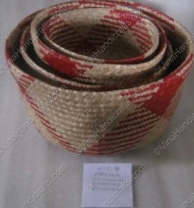 Seagrass basket VNH0043