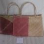 Túi đan cói dập VNH0047