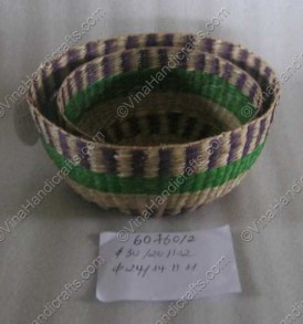 Seagrass bowl VNH0061