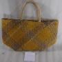 Túi đan cói dập họa tiết VNH0053