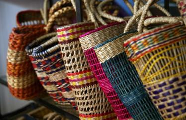 muôn màu nghề cói Kim Sơn- Ninh Bình