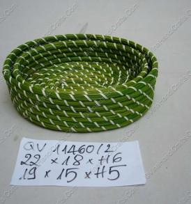 Khay rơm tròn VNH0148