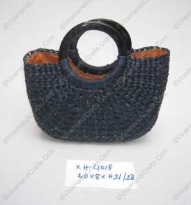 Túi bèo màu quai tròn VNH0228