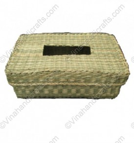 Seagrass Tissue Boxes vnh0365