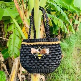 Túi lục bình đen VNH0450