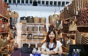 VinaHandicrafts tại hội chợ Lifestyle Vietnam 2019